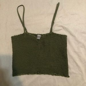 Aerie Cropped Tank Top
